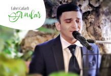 Video acoustic version of the album Fahri Cafarli ile Anılar