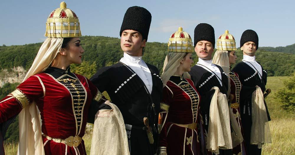 Искусство танца на Кавказе