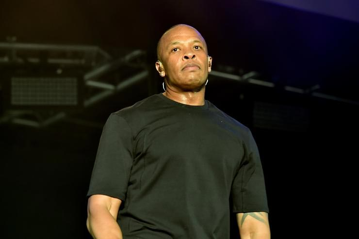 Andre Romell Young, better known by the stage name Dr. Dre Photo courtesy of www.forbes.com