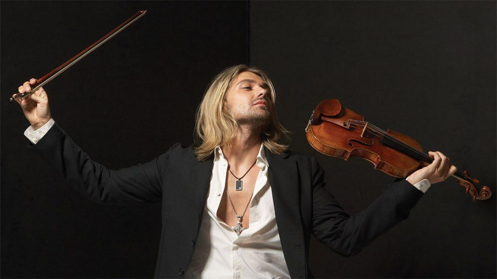 David Garrett. Photo courtesy of euroticket.ru