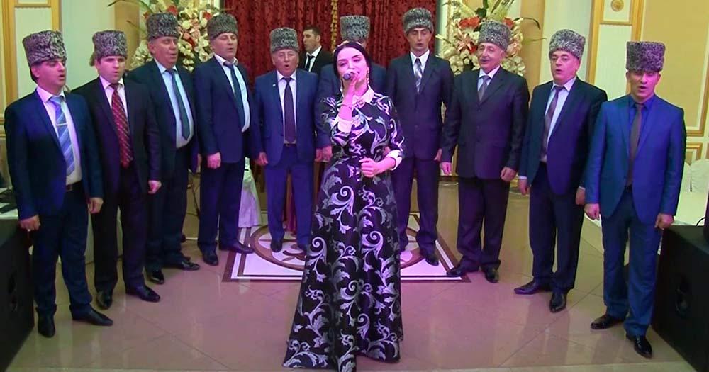 Песенный фольклор Кавказа