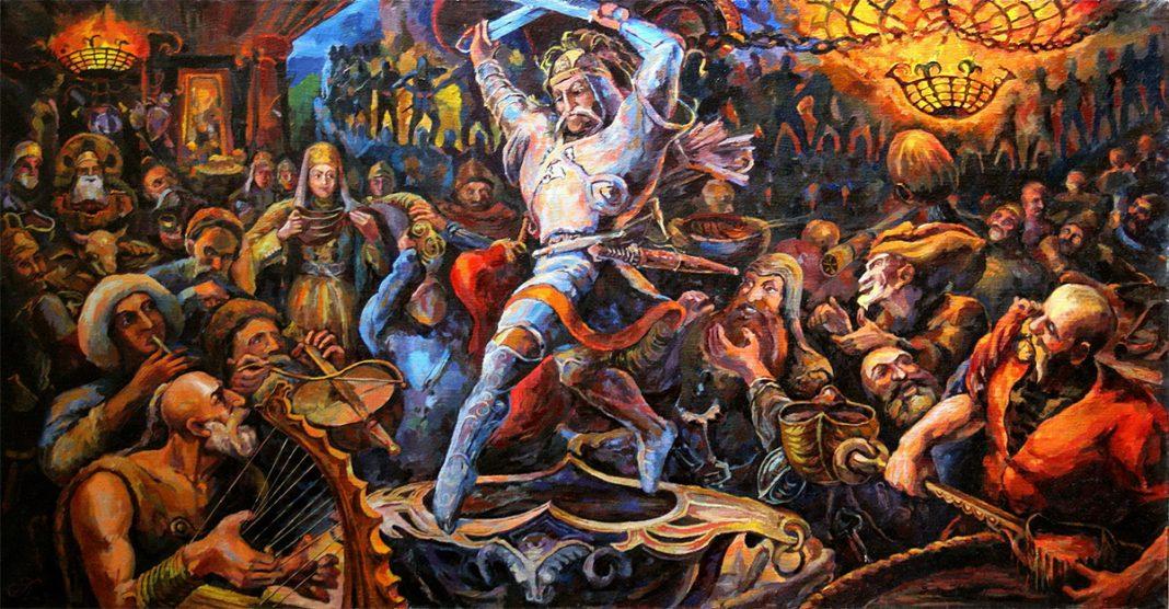 Folklore of Adygea