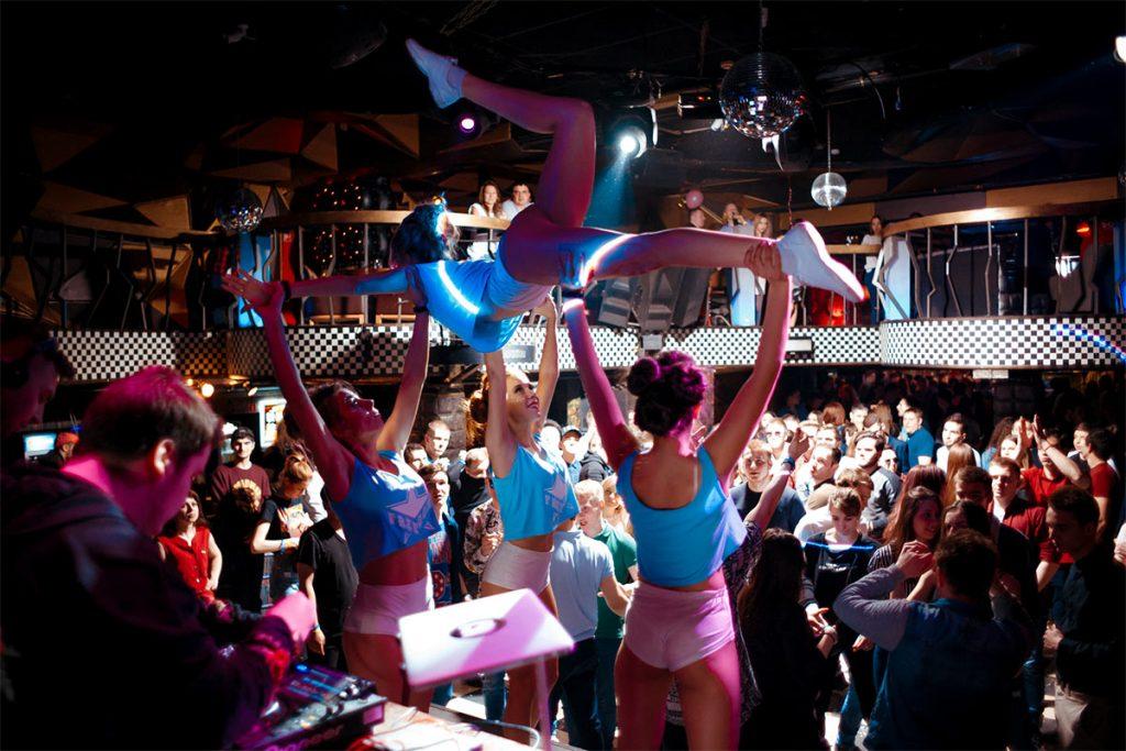 Ночной клуб «London». Фото с сайта http://london-club.ru
