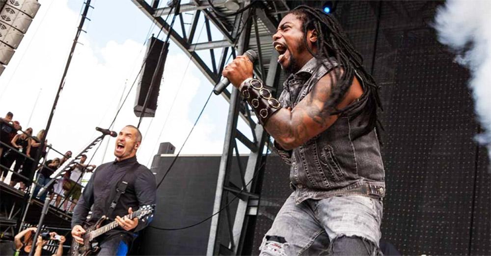 Sevendust. Альтернативный метал из Атланты
