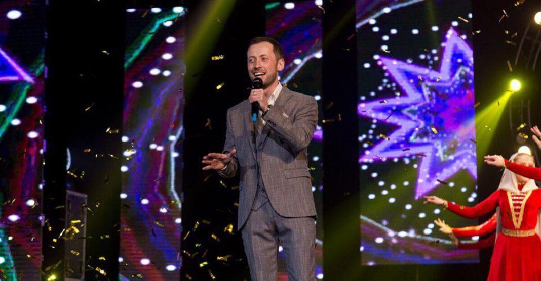 April 25 in Nalchik was a solo concert by Eldar Zhanikayev