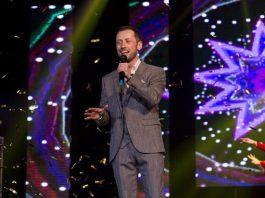 April 25 in Nalchik was a solo concert by Eldar Zhanikayev