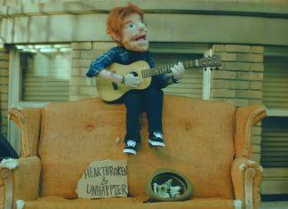 Вышел клип Эда Ширана на песню «Happier»