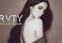 "The new single of the project ""GRVTY"" - ""So who can i blame"" was performed by the goddess!"