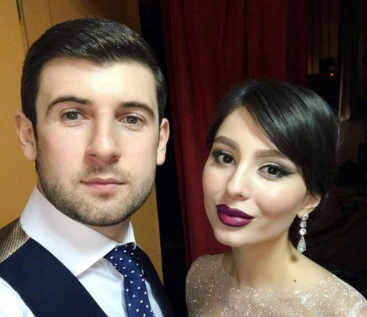 Azamat Bishtov became a father!