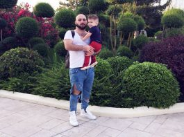 "Mazzakyan: ""Son was the best birthday present for me!"""