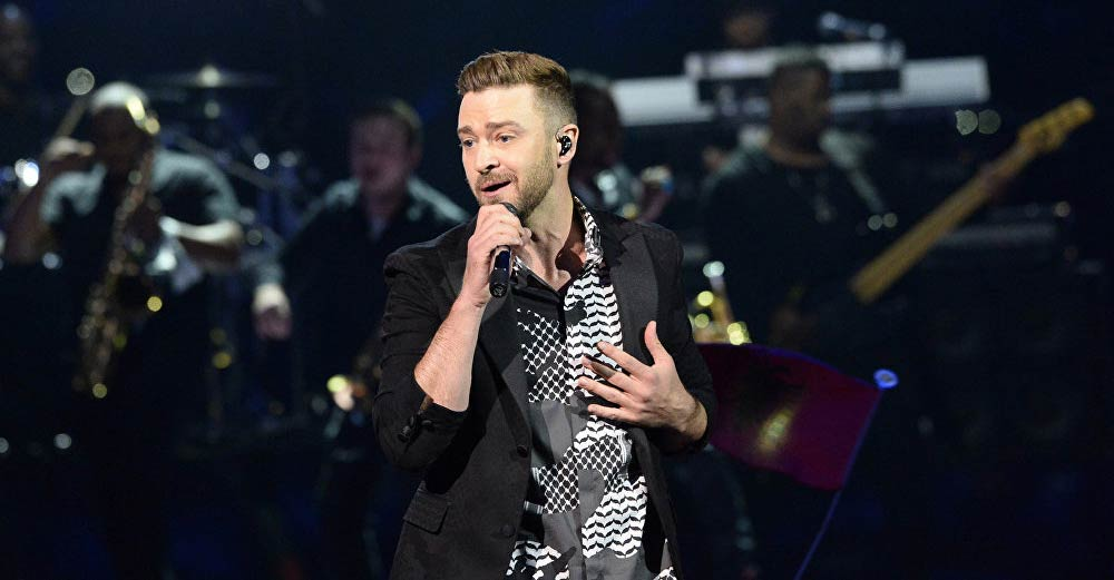 Justin Timberlake released single