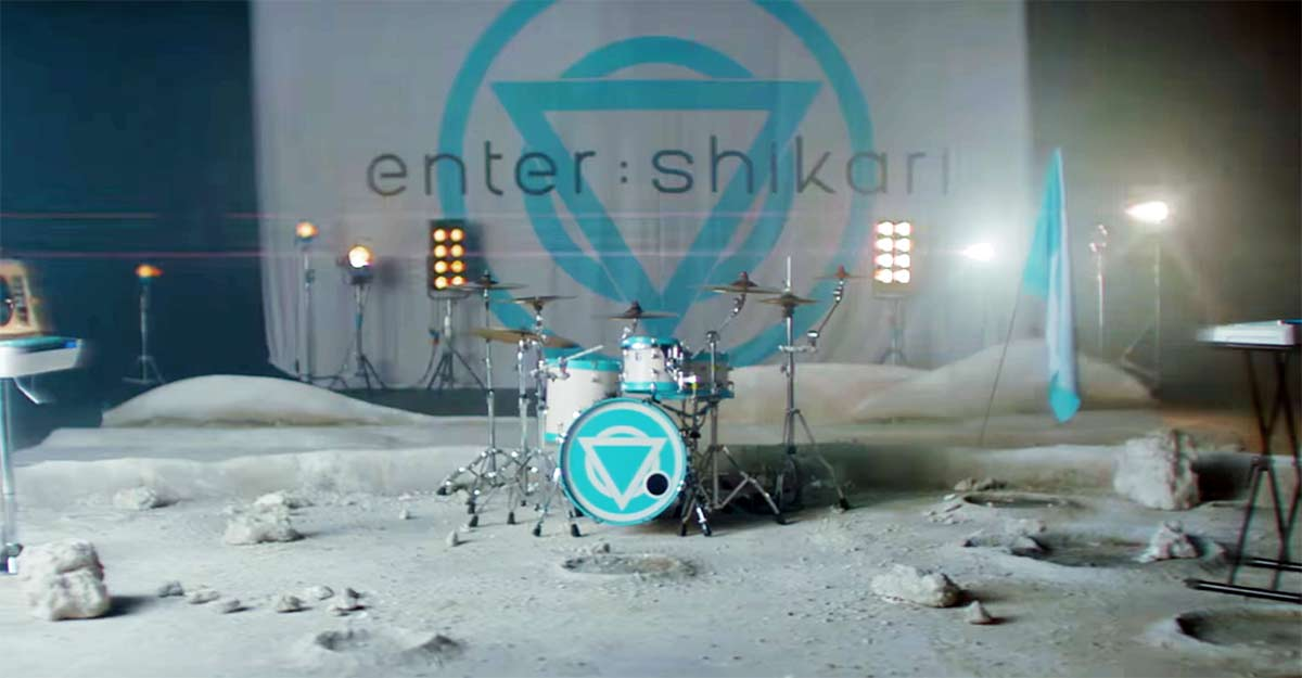 "The cult hardcore band ""Enter Shikari"" is going to Russia"