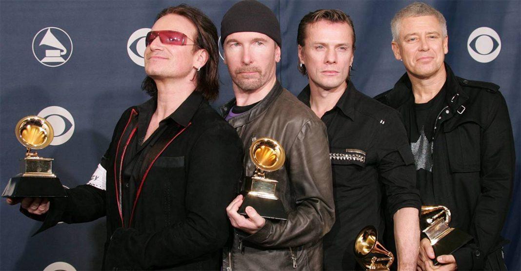 U2 возглавили топ самых высокооплачиваемых музыкантов мира