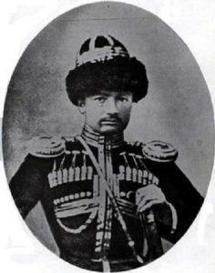 Старший сын имама Шамиля Джамалуддин. Источник: https://ru.wikipedia.org