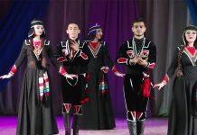 Ставропольский ансамбль «Кавкасиони» одержал победу в Грузии