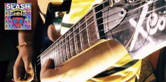 "Slash и Myles Kennedy выпустили трек ""Driving Rain"""