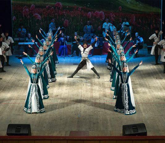 National dances of Karachay-Cherkessia