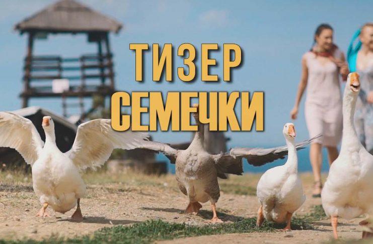 28 августа 2018 года состоится премьера клипа«Семечки»
