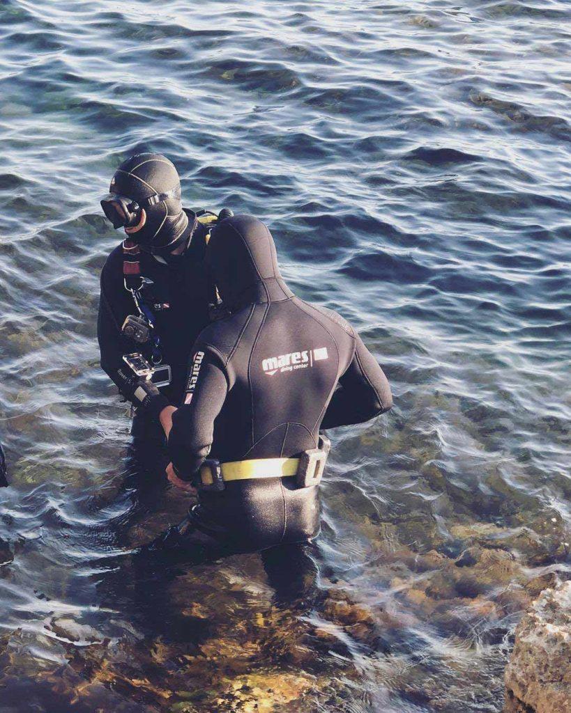 Famous artist Adam Achmiz first tried to dive