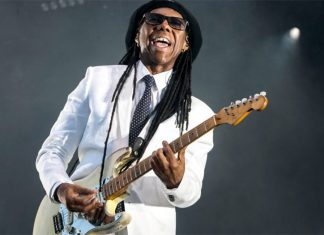 """Nile Rodgers записал альбом """"It's About Time"""""""