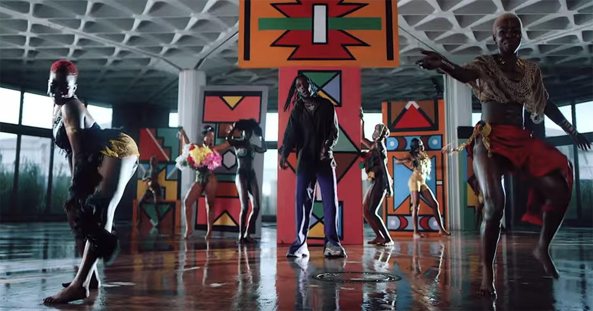 Burna Boy Introduces Gbona Dance Clip | Music of the Caucasus