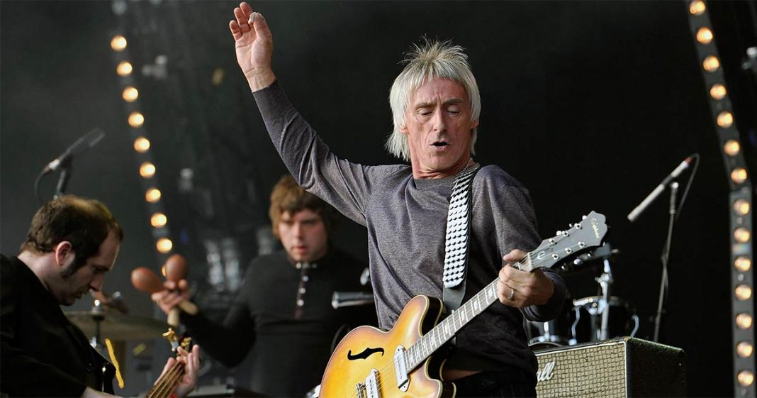 Paul Weller has released an album of dreams True Meanings