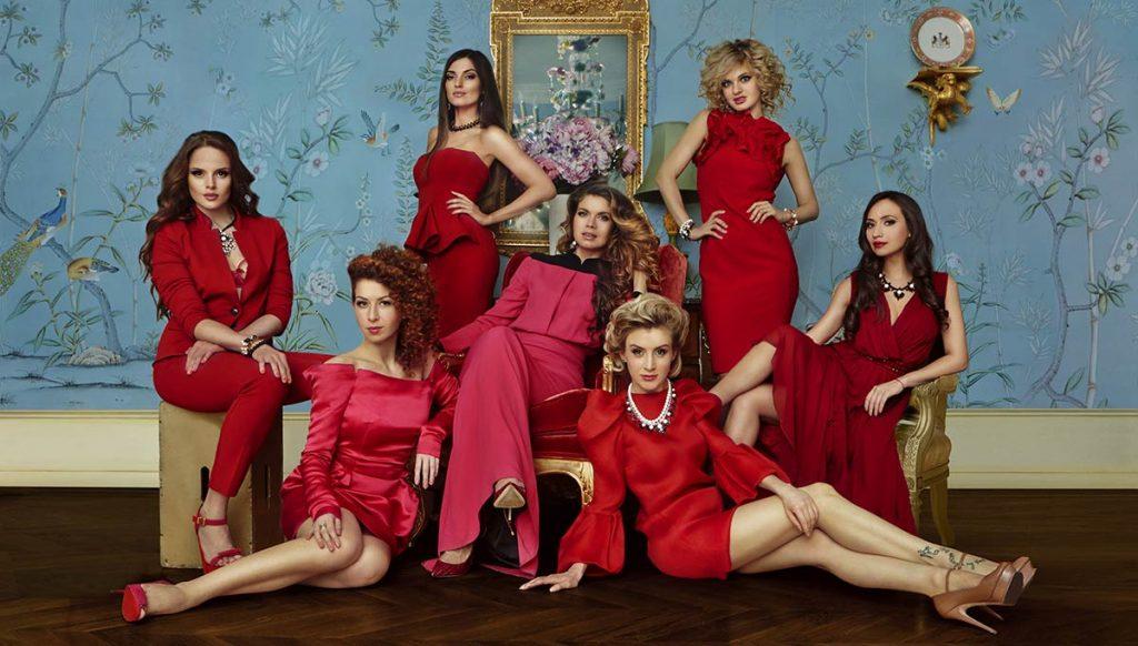 SOPRANO – это женское лицо России нового поколения: свет, добро, мир, красота, женственность