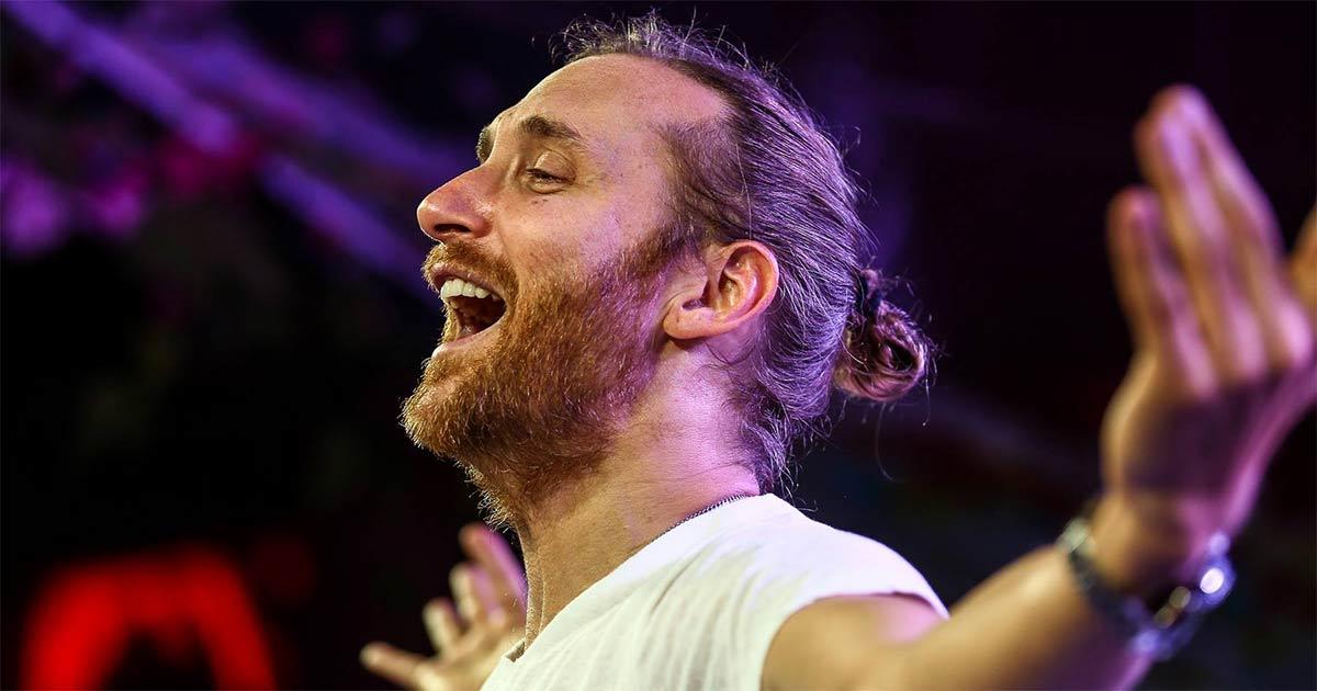 David Guetta released the album