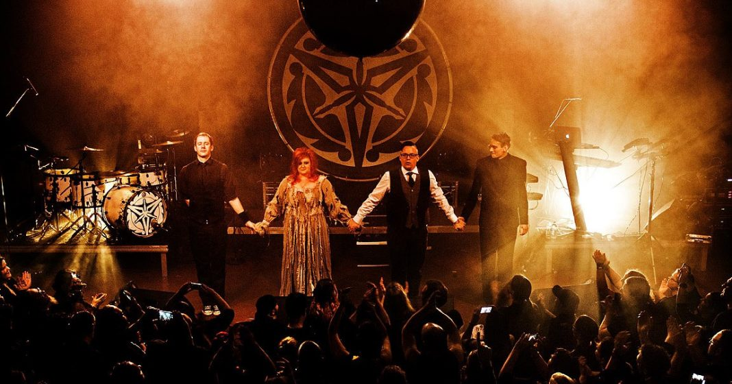 The only concert of the legend of gothic music L'âme Immortelle will be held in Moscow
