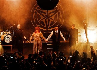 Единственный концерт легенды готической музыки L'âme Immortelle состоится в Москве