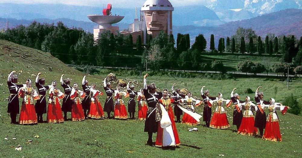 Фольклор Кабардино-Балкарии