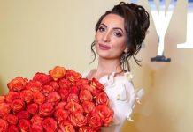Илона Кесаева: «Очень люблю отмечать свой день рождения!»