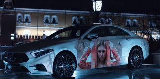 "Music Zagira Satyrova again sounded at ""Mercedec-Venz Fashion Week Russia"""