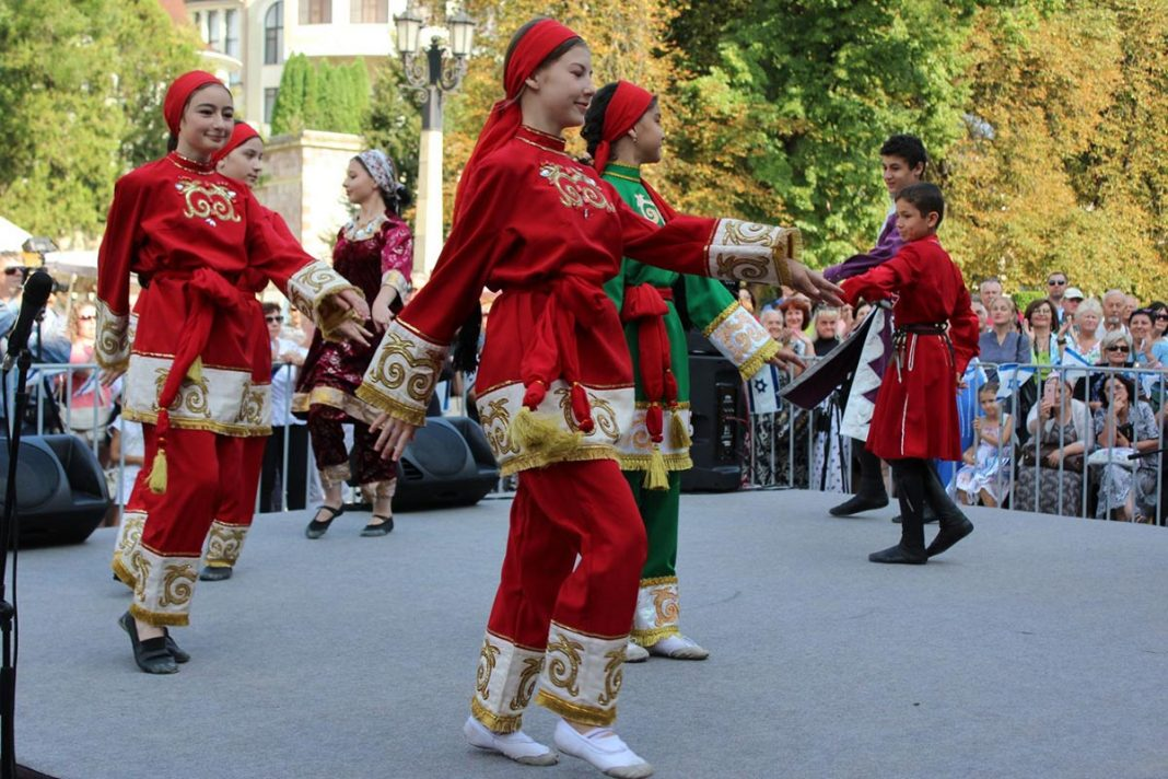"""Peace in the Caucasus""! Festival of national cultures will be held in Kislovodsk"