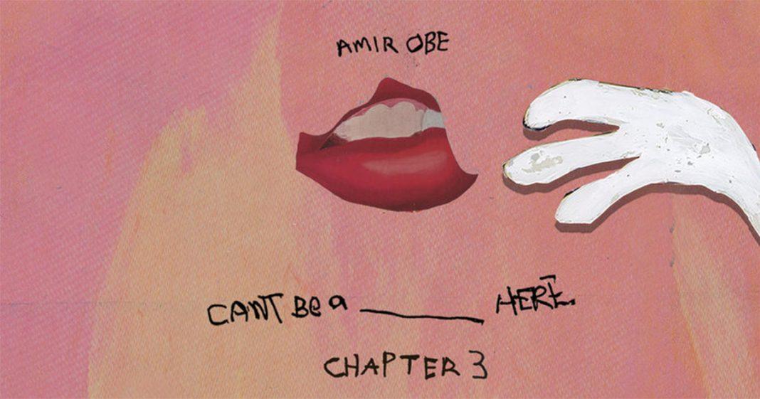 Amir Oba released a mini album