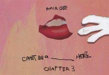 "Амир Оба выпустил мини-альбом ""Can't Be A ____Here"""