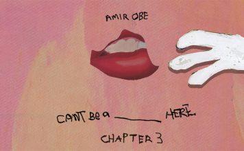 "Amir Oba released a mini-album ""Can't Be A ____Here"""