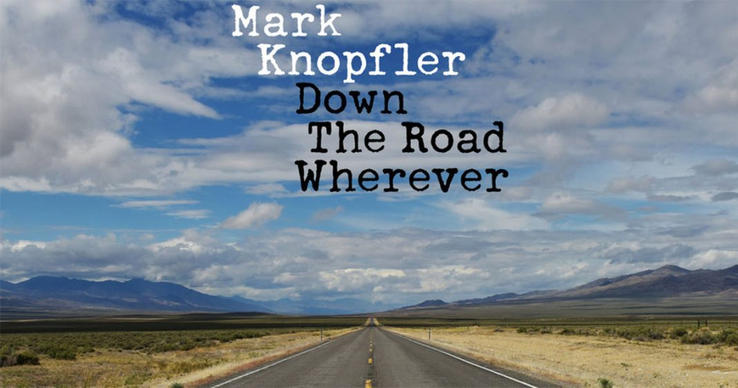 Mark Knopfler released the record