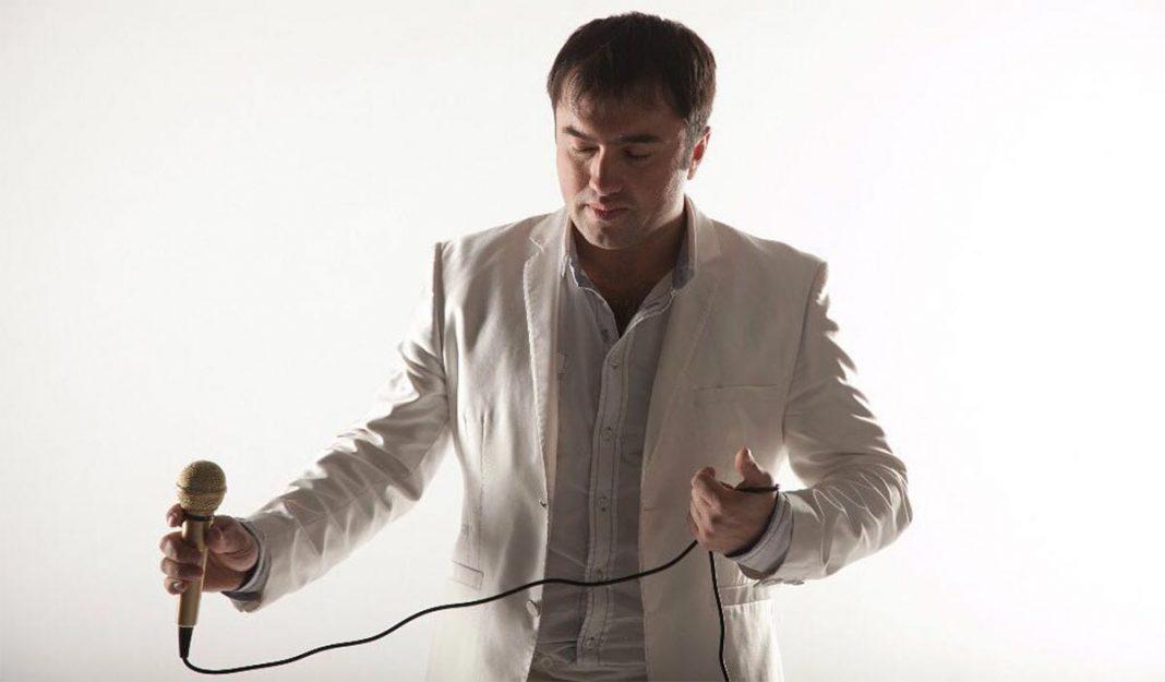 Руслан Кайтмесов работает над дуэтной песней