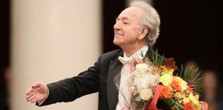 Yuri Temirkanov turned 80 years