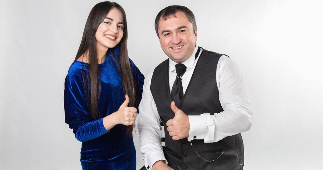Руслан Кайтмесов и Айнара Желкашиева презентовали первый дуэт