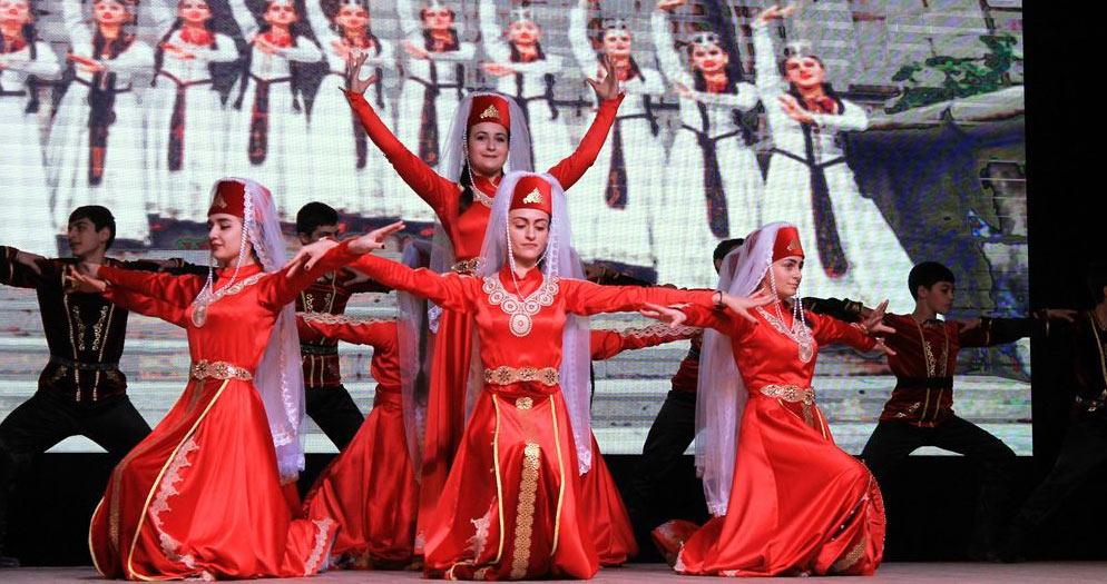 Фестиваль армянской культуры состоялся в Ставрополе