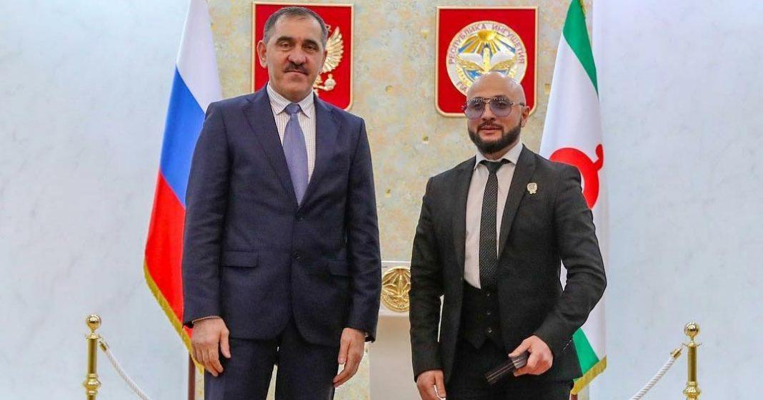 Sultan Uragan received the title of Honored Artist of Ingushetia