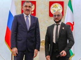 Султан Ураган получил звание Заслуженного артиста Ингушетии