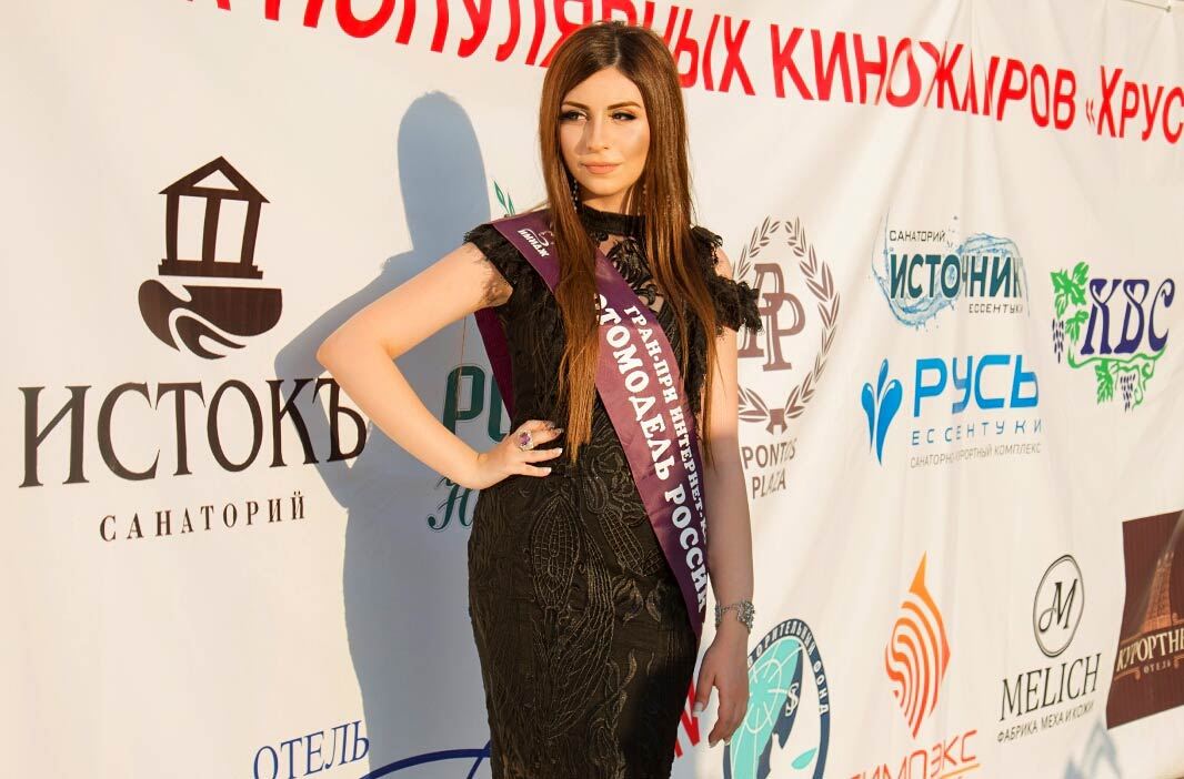 """Tamara Garibova became a partner of the beauty contest """"You are unique"""""""