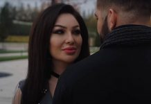 "Oksana Dzhelyeva and the company ""Zvuk-M"" present: a new single and a clip of the singer - ""Te amo"""