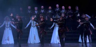 Грузинский ансамбль «Арсиани» выступит в Шанхае