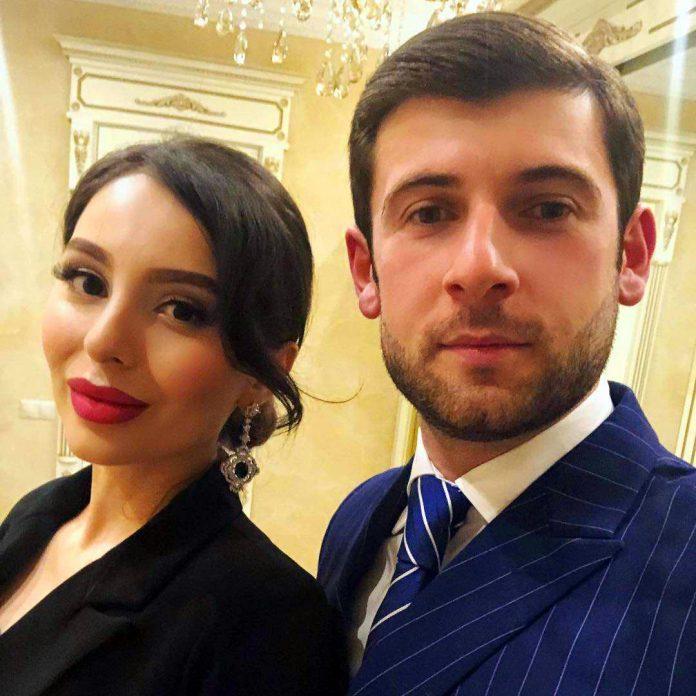 Azamat Bishtov and Fatima Dzibova (Bishtova) are preparing a new duet