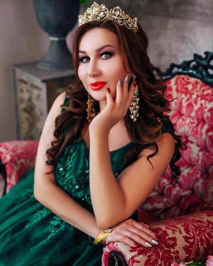Амирина работает над новым треком Рейсана Магомедкеримова