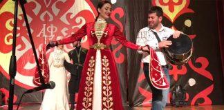 «Аланы на бис!» - Альбина и Фати Царикаевы дали концерт в Цхинвале
